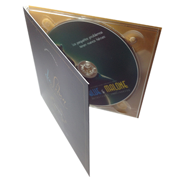 Digipack-CD-perfil